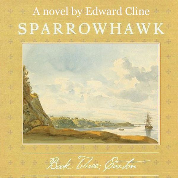 Sparrowhawk, Book Three: Caxton , Hörbuch, Digi...