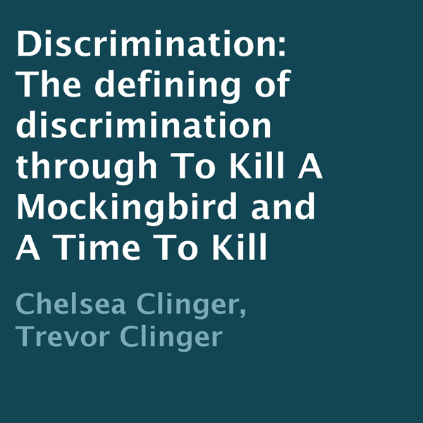 the effects of discrimination to kill