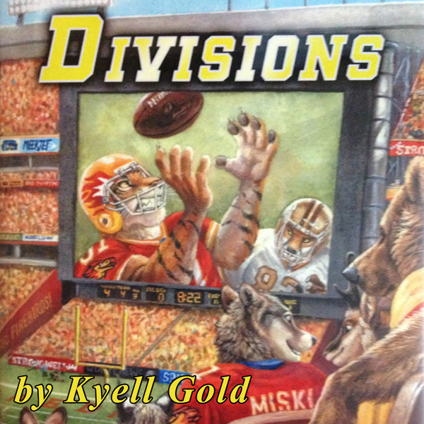 Divisions: Out of Position, Book 3 , Hörbuch, D...