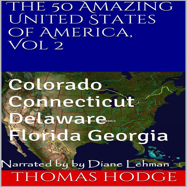 The 50 Amazing United States of America, Volume...