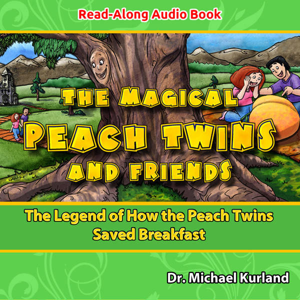 The Magical Peach Twins and Friends: The Legend...