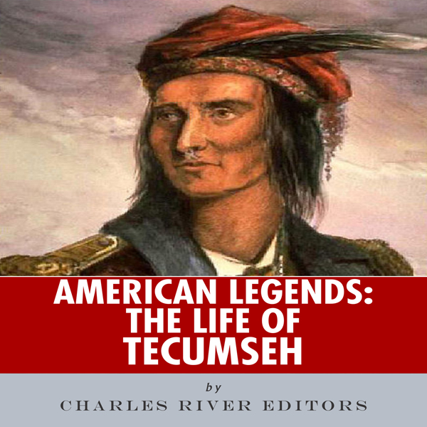 American Legends: The Life of Tecumseh , Hörbuc...