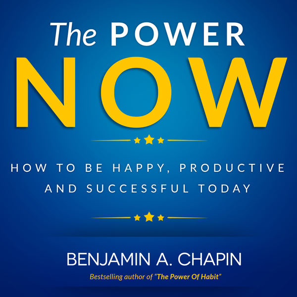 The Power of Now: How to Be Happy, Productive a...