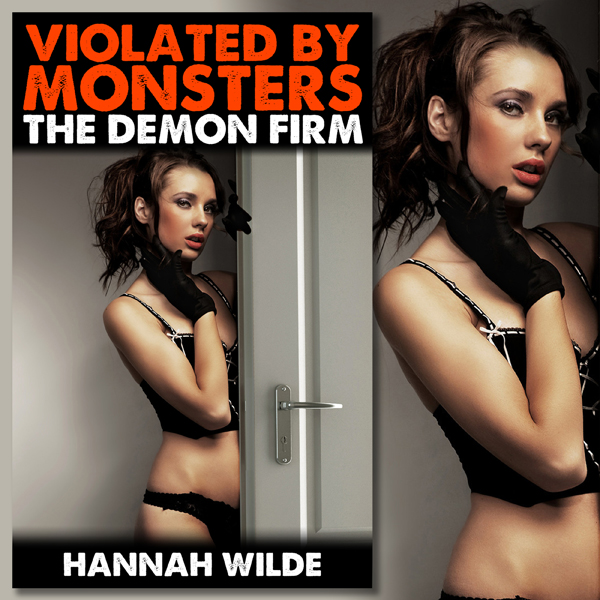 Violated by Monsters: The Demon Firm , Hörbuch,...