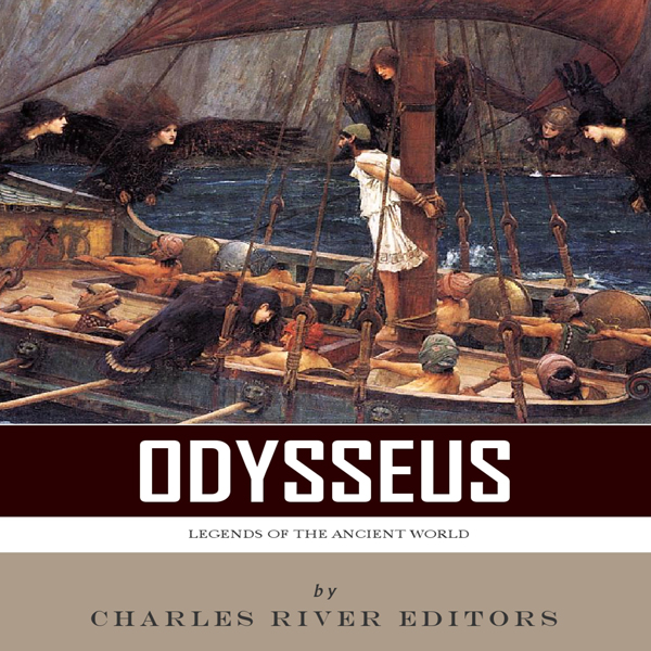 Legends of the Ancient World: Odysseus , Hörbuc...