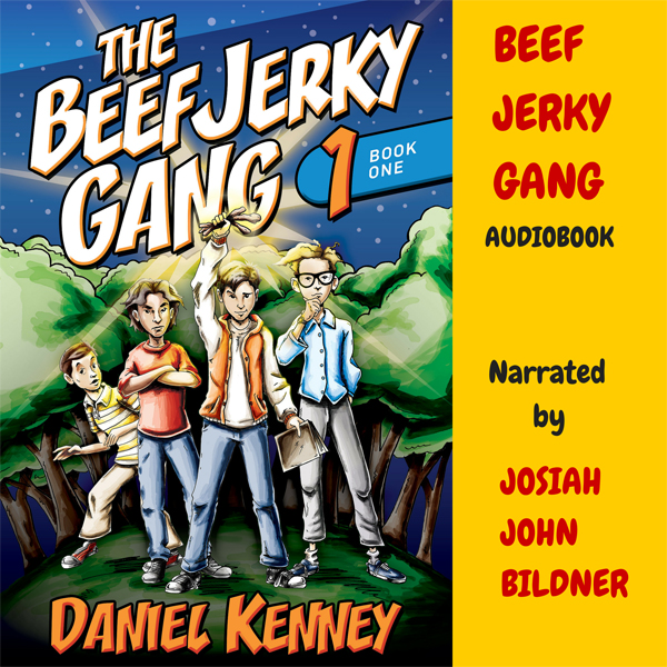 The Beef Jerky Gang , Hörbuch, Digital, 1, 365min