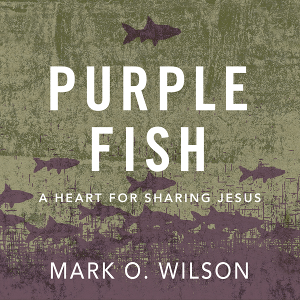 Purple Fish: A Heart for Sharing Jesus , Hörbuc...