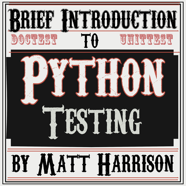Brief Introduction to Python Testing , Hörbuch,...