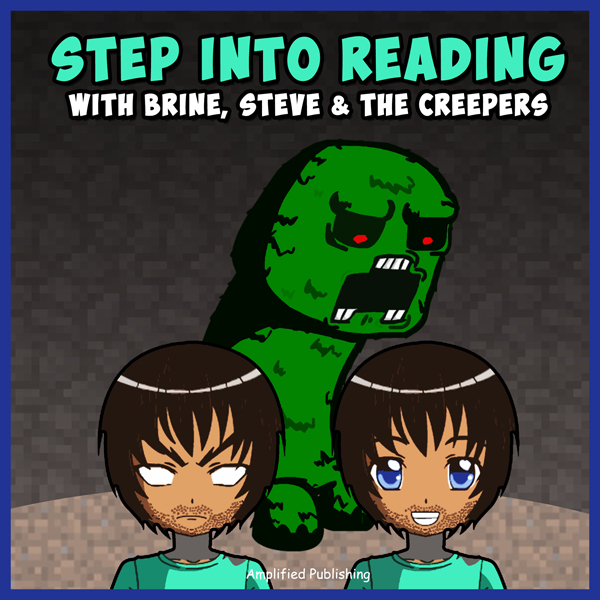 Step into Reading with Brine, Steve & the Creep...