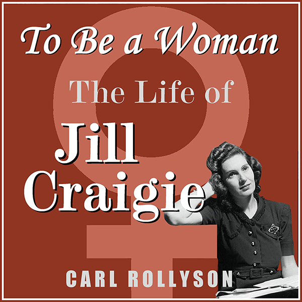 To Be a Woman: The Life of Jill Craigie , Hörbu...