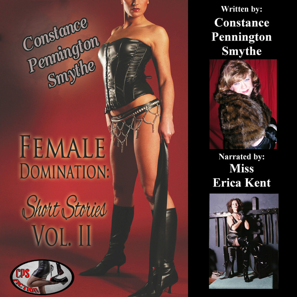 Female Domination Short Stories: Vol. II , Hörb...