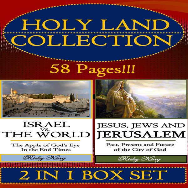 Holy Land Collection: Israel vs. The World: The...