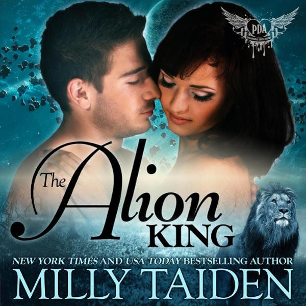 The Alion King: Paranormal Dating Agency Book 6...