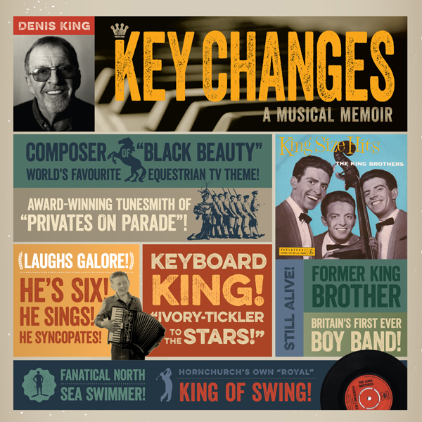 Key Changes: A Musical Memoir , Hörbuch, Digita...