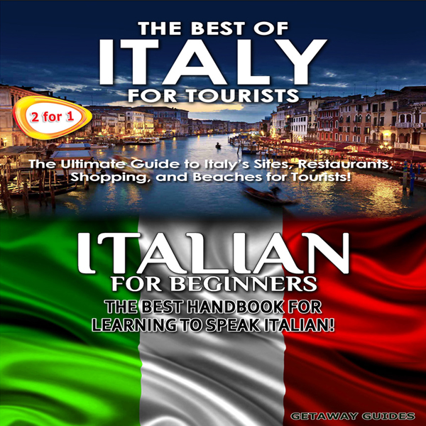 Travel Guide Box Set #6: The Best of Italy for ...