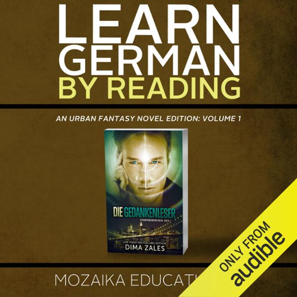 Learn German: By Reading Urban Fantasy (Lesend ...
