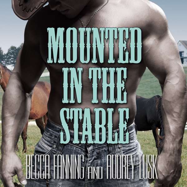 Mounted in the Stable: Western Erotica , Hörbuc...