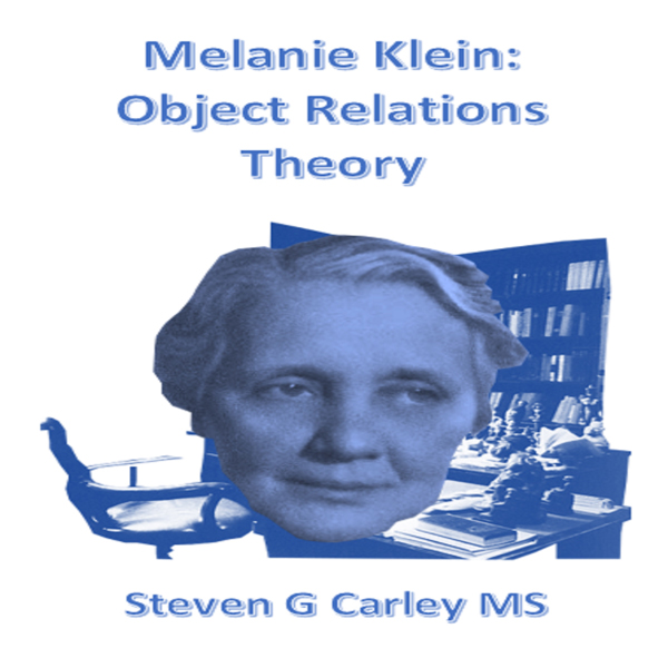 Melanie Klein: Object Relations Theory , Hörbuc...