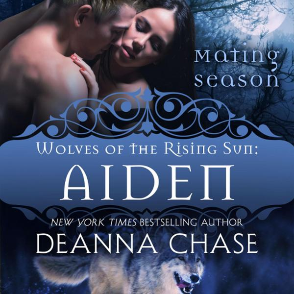 Aiden: Wolves of the Rising Sun, Book 2 , Hörbu...