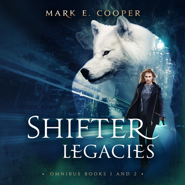 Shifter Legacies Special Edition: Books 1-2 , H...