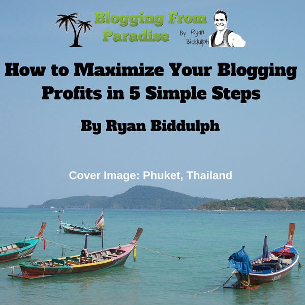 Blogging from Paradise: How to Maximize Your Bl...
