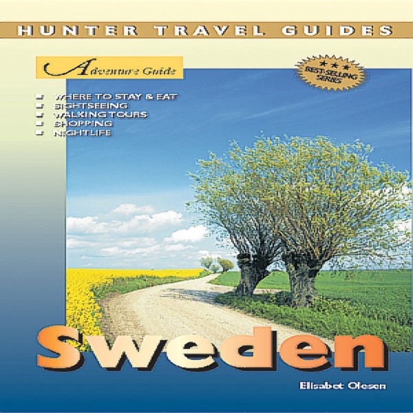 Sweden Adventure Guide: Adventure Guides , Hörb...