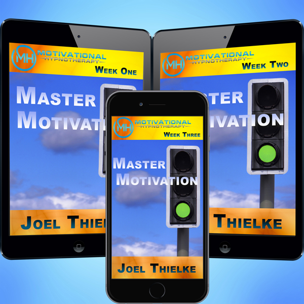 Master Motivation: Meditation, Hypnosis and Mus...