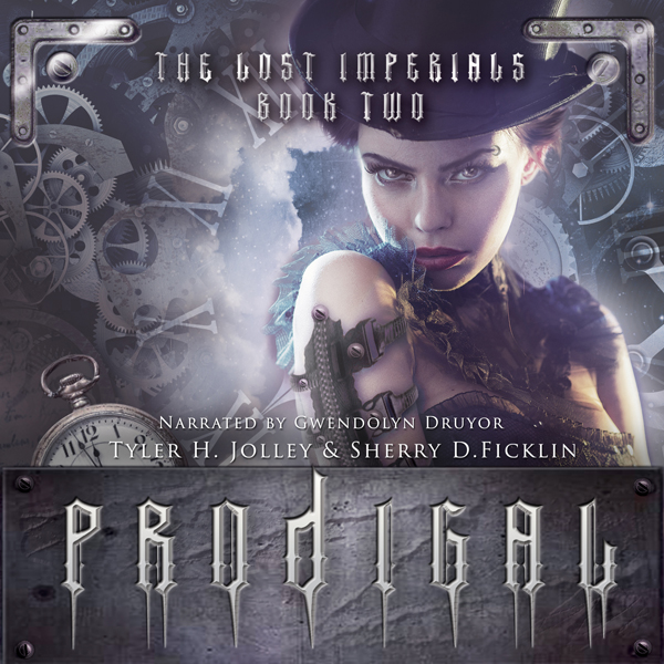 Prodigal: Lost Imperials, Book 2 , Hörbuch, Dig...