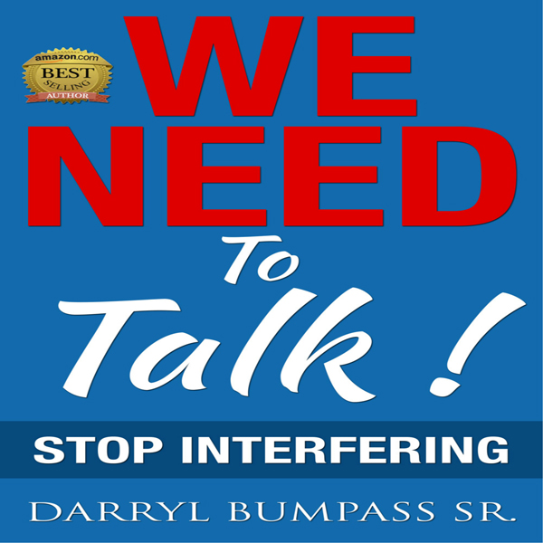 We Need to Talk: Stop Interfering , Hörbuch, Di...