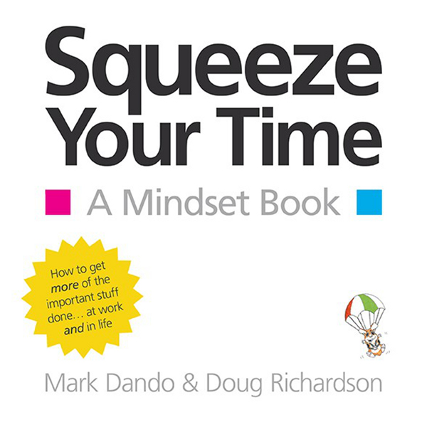 Squeeze Your Time: A Mindset Book , Hörbuch, Di...