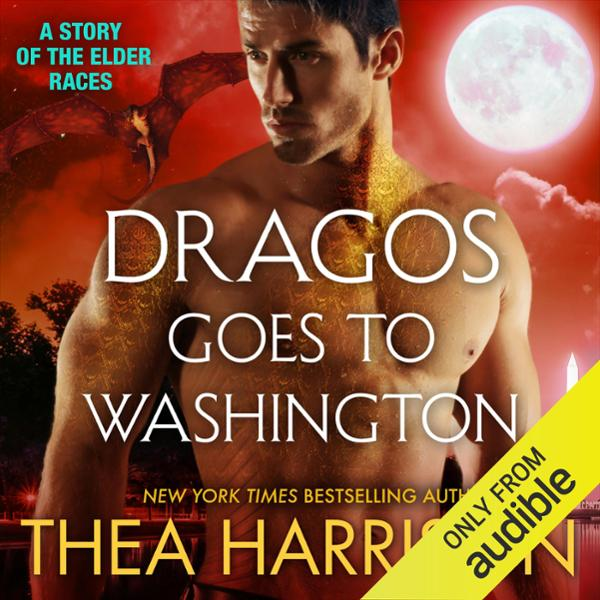 Dragos Goes to Washington: Elder Races , Hörbuc...