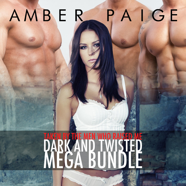 Taken by the Men Who Raised Me: Dark and Twisted Mega Bundle , Hörbuch, Digital, 1, 136min, (USK 18)