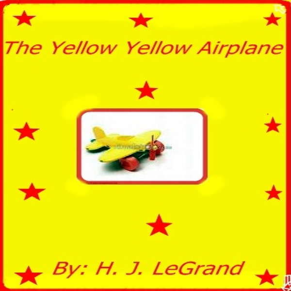 The Yellow Yellow Airplane , Hörbuch, Digital, ...