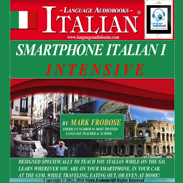 Smartphone Italian 1 Intensive: 4 Hours of Acce...