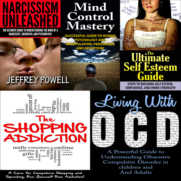 Human Behavior Box Set #5: Narcissism Unleashed! + Mind Control Mastery + The Shopping Addiction + Living with OCD + The Ulti..., Hörbuch, Digital, 1, 120min