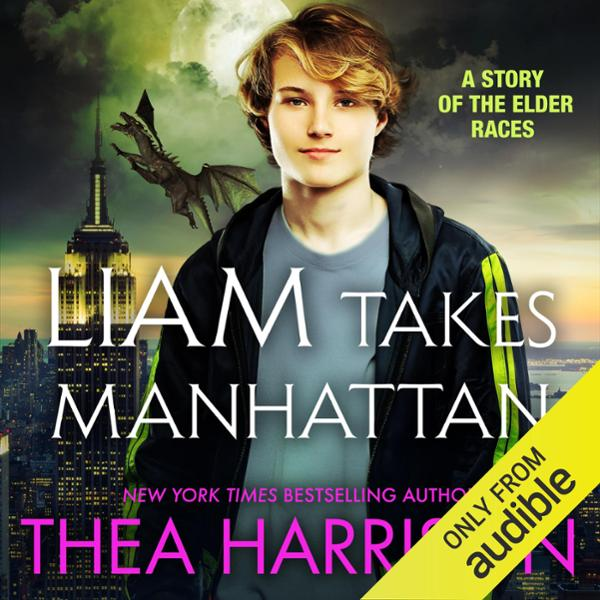 Liam Takes Manhattan: Elder Races , Hörbuch, Di...