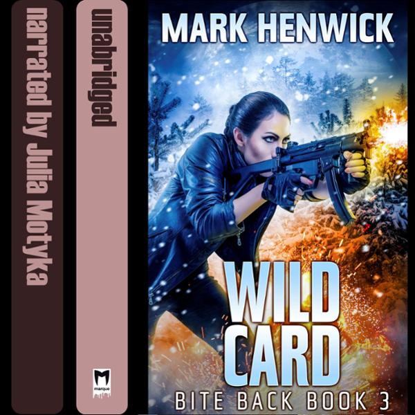 Wild Card: Bite Back, Book 3 , Hörbuch, Digital...