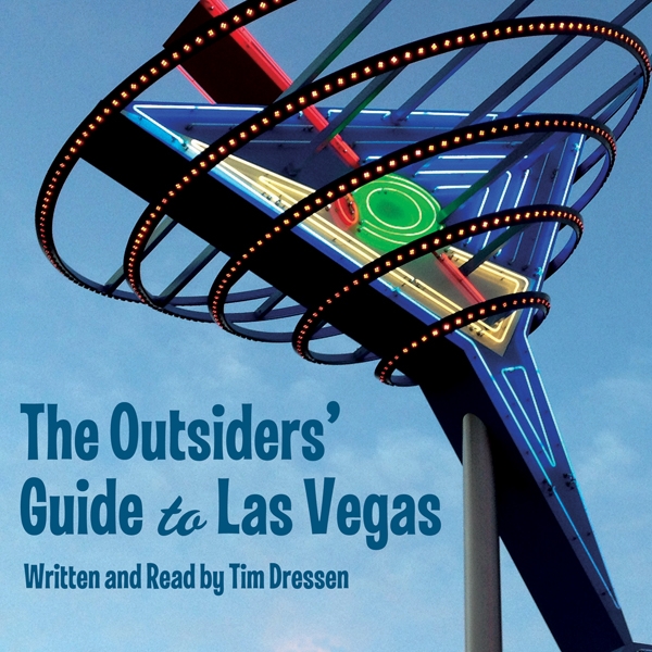 The Outsiders´ Guide to Las Vegas , Hörbuch, Di...