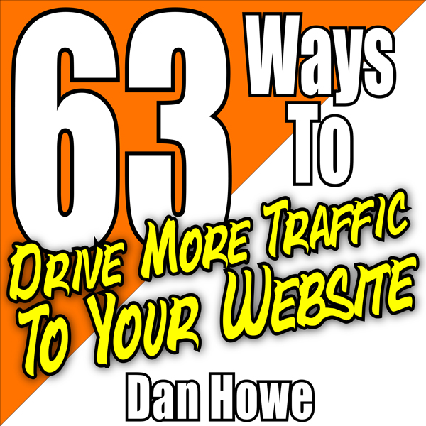 63 Ways to Drive More Traffic to Your Website: ...