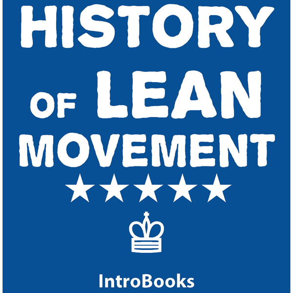 History of Lean Movement , Hörbuch, Digital, 1,...