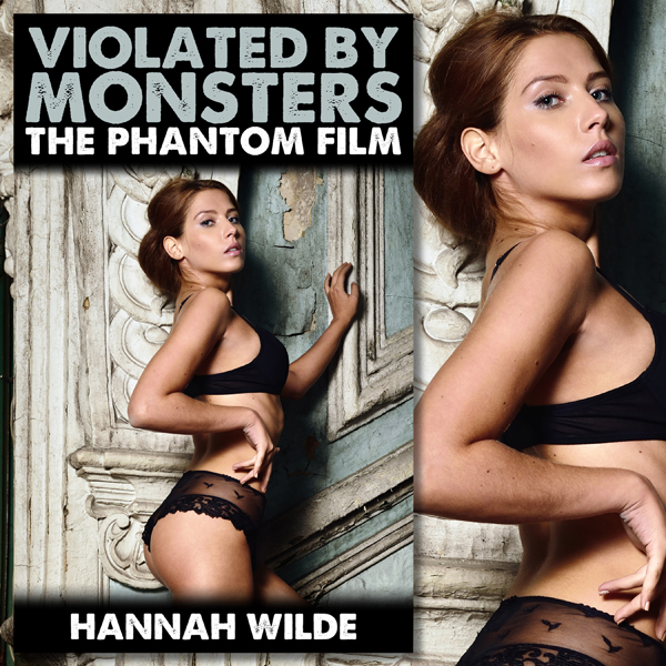Violated by Monsters: The Phantom Film , Hörbuc...
