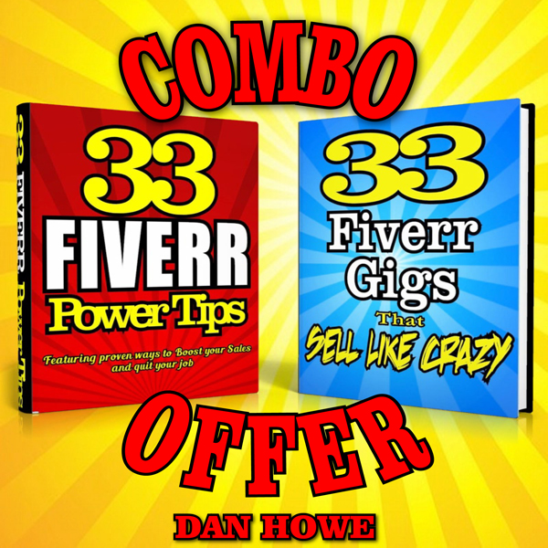 Fiverr 2-for-1 Power Pack Combo Offer , Hörbuch...