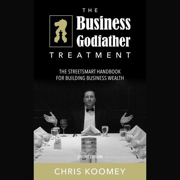 The Business Godfather Treatment: The Streetsma...