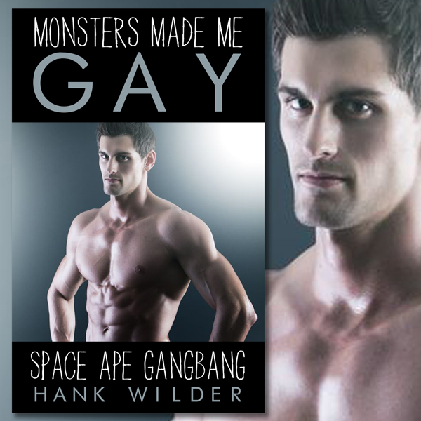 Space Ape Gangbang: Monsters Made Me Gay , Hörb...