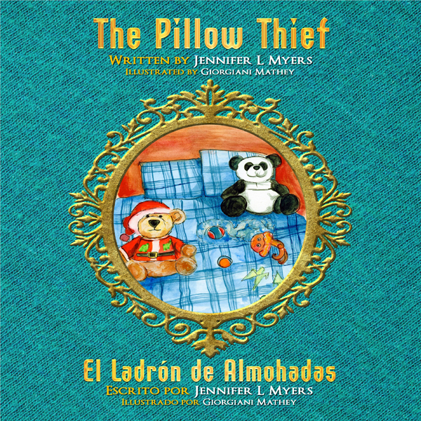 The Pillow Thief: El Ladrón de Almohadas , Hörb...