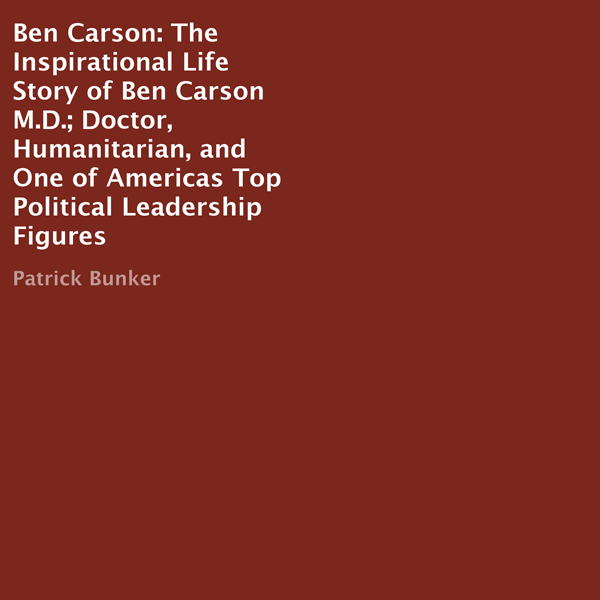 an introduction to the life of benjamin carson Why ben carson is the new ronald reagan: 5 reasons why dr benjamin carson has the attributes necessary to govern like the gipper [article] may 15, 2014.