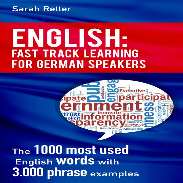 English: Fast Track Learning for German Speaker...