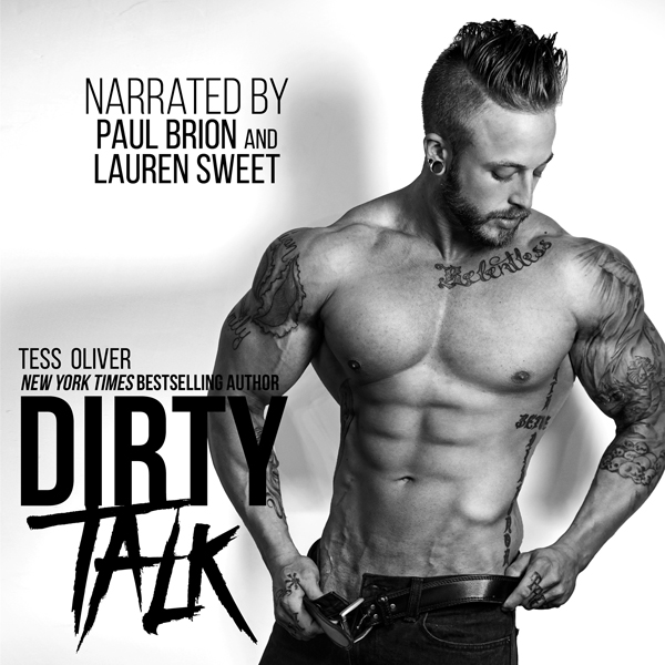 Dirty Talk: Bluefield Bad Boys, Book 2 , Hörbuc...