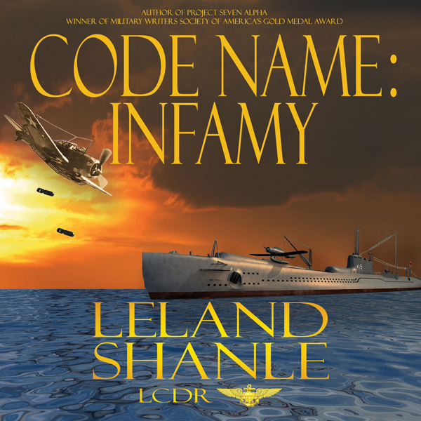Code Name: Infamy: Aviator, Book 4 , Hörbuch, D...