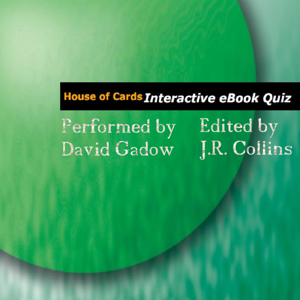 House of Cards: Interactive Quiz , Hörbuch, Dig...